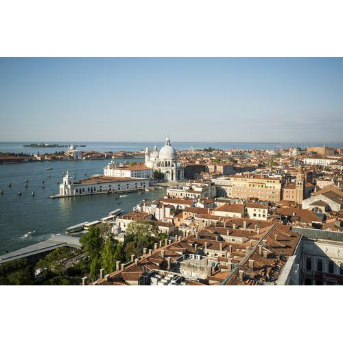 Campanile views of Venice ® EXHIBITION ON SCREEN (David Bickerstaff)