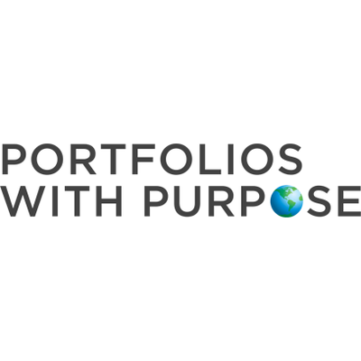 Portfolios with Purpose logo
