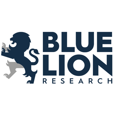 Blue Lion Research logo